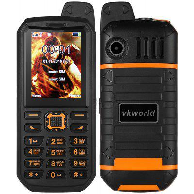 Buy Vkworld Stone V3 Plus Quad Band Unlocked Phone DARKSALMON for $27.65 in GearBest store