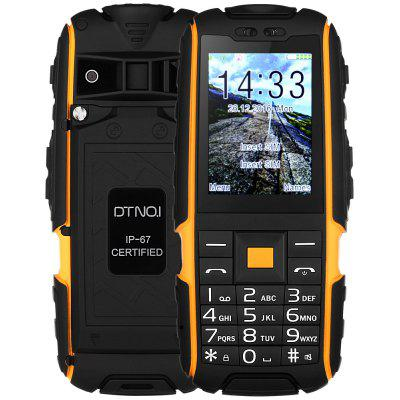 DTNO.I A9 Quad Band Unlocked Phone 2.4 inch
