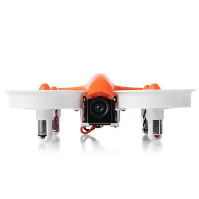 Warlark 80 80mm Micro FPV Racing Drone - PNPMicro Brushed Racer<br>Warlark 80 80mm Micro FPV Racing Drone - PNP<br><br>Battery (mAh): 3.7V 300mAh LiPo ( included )<br>Brand: Warlark<br>Charging Time.: 40mins<br>CW / CCW: CCW,CW<br>Flying Time: about 5mins<br>Model: 716 coreless motor<br>Package Contents: 1 x Drone, 1 x 3.7V 300mAh LiPo Battery, 1 x USB Charging Cable, 4 x Spare Propeller, 2 x Sticker<br>Package size (L x W x H): 15.00 x 15.00 x 5.00 cm / 5.91 x 5.91 x 1.97 inches<br>Package weight: 0.1950 kg<br>Product size (L x W x H): 8.00 x 8.00 x 3.00 cm / 3.15 x 3.15 x 1.18 inches<br>Sensor: CMOS<br>Type: Frame Kit<br>Version: PNP<br>Video Resolution: 600TVL