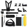 CP-GPK04 Universal Action Accessory Kit - BLACK