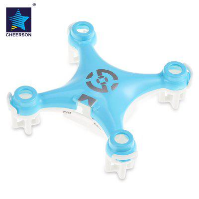 Spare Upper + Lower Body Cover Shell for Cheerson CX  -  10 Remote Control Quadcopter