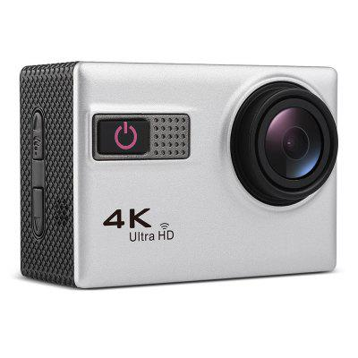 F68 WiFi 4K 60fps Action Camera 170 Degree FOV