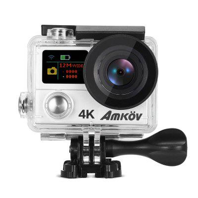 Amkov AMK - H3 4K Sports Action Camera
