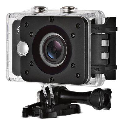 JTT S6 4K WiFi Action Camcorder Waterproof Camera