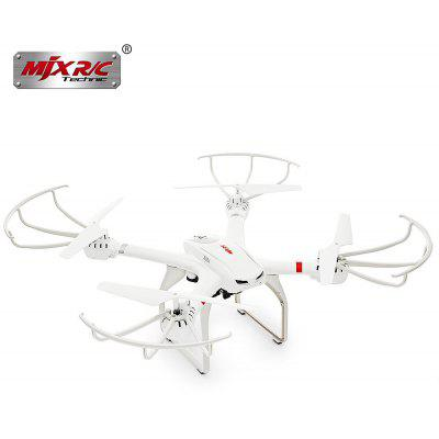 MJX X101 2.4G Remote Control Quadcopter 6 Axis Gyro 3D Roll Stumbling UFO