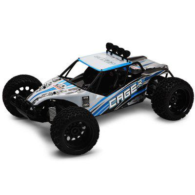 DHK HOBBY 8142 1:10 Brushed RC Climbing Car - RTR