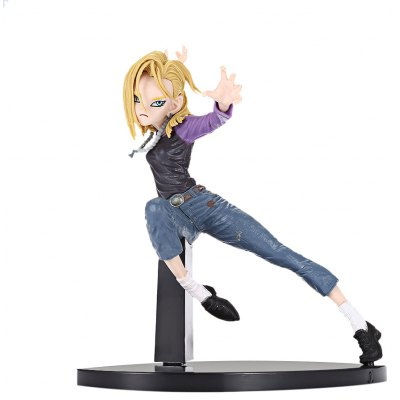 PVC Collectible Anime Figurine Model - 6.3 inch