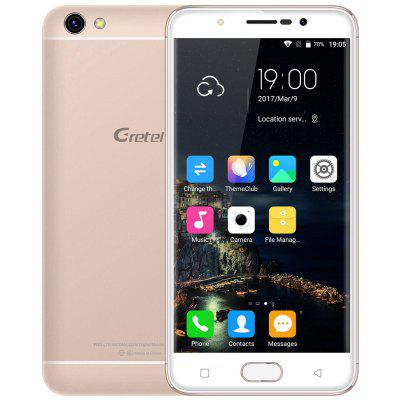 Buy GOLDEN Gretel A9 4G Smartphone for $80.39 in GearBest store