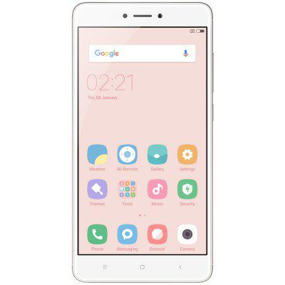 Xiaomi Redmi Note 4X 4G PhabletCell phones<br>Xiaomi Redmi Note 4X 4G Phablet<br><br>2G: GSM B2/B3/B5/B8<br>3G: WCDMA B1/B2/B5/B8<br>4G: FDD-LTE B1/B3/B5/B7/B8<br>Additional Features: Calculator, Browser, Bluetooth, Alarm, 4G, 3G, Calendar, Sound Recorder, Fingerprint recognition, Wi-Fi, People, MP4, MP3, GPS, Fingerprint Unlocking<br>Back camera: with flash light and AF, 13.0MP<br>Battery Capacity (mAh): 4100mAh Built-in<br>Bluetooth Version: Bluetooth V4.2<br>Brand: Xiaomi<br>Camera type: Dual cameras (one front one back)<br>CDMA: CDMA 2000/1X BC0<br>Cell Phone: 1<br>Cores: 2.0GHz, Octa Core<br>CPU: Qualcomm Snapdragon 625 (MSM8953)<br>E-book format: TXT<br>External Memory: TF card up to 128GB (not included)<br>Flashlight: Yes<br>Front camera: 5.0MP<br>GPU: Adreno 506<br>I/O Interface: Speaker, 1 x Nano SIM Card Slot, 1 x Micro SIM Card Slot, 3.5mm Audio Out Port, Micophone, Micro USB Slot<br>Language: Indonesian, Malay, German, English, Spanish, French, Italian, Hungarian, Uzbek, Polish, Portuguese, Romanian, Slovenian, Vietnamese, Turkish, Czech, Greek, Russian, Hindi, Ukrainian, Marathi, Bengali,<br>Music format: AAC, MP3, FLAC, AMR, WAV<br>Network type: GSM+CDMA+WCDMA+TD-SCDMA+FDD-LTE+TD-LTE<br>Optional Version: 4GB RAM + 64GB ROM / 3GB RAM + 32GB ROM<br>OS: MIUI 9<br>Package size: 17.00 x 18.00 x 5.00 cm / 6.69 x 7.09 x 1.97 inches<br>Package weight: 0.3580 kg<br>Picture format: JPEG, GIF, BMP, PNG<br>Power Adapter: 1<br>Product size: 15.10 x 7.60 x 0.85 cm / 5.94 x 2.99 x 0.33 inches<br>Product weight: 0.1710 kg<br>Screen resolution: 1920 x 1080 (FHD)<br>Screen size: 5.5 inch<br>Screen type: Capacitive<br>Sensor: Accelerometer,Ambient Light Sensor,Gravity Sensor,Gyroscope,Infrared,Proximity Sensor<br>Service Provider: Unlocked<br>SIM Card Slot: Dual SIM, Dual Standby<br>SIM Card Type: Micro SIM Card, Nano SIM Card<br>SIM Needle: 1<br>TD-SCDMA: TD-SCDMA B34/B39<br>TDD/TD-LTE: TD-LTE B38/B39/B40/B41(2555-2655MHz)<br>Touch Focus: Yes<br>Type: 4G Phablet<br>USB 