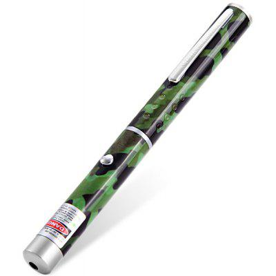 Green Laser Pen 532nm 5mw AAA Mini Laser Pointer for Office / School