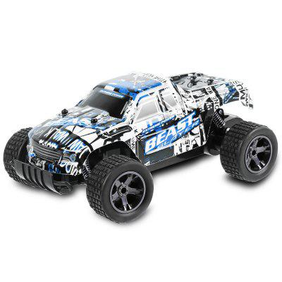 Jule UJ99 - 2811B 2.4GHz 1:18 Brushed RC Car - RTR
