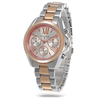 Contena Women Quartz Watch