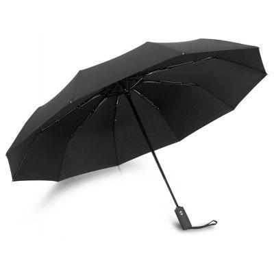 Buy BLACK rainscape 4406 Windproof Folding Umbrella for $20.73 in GearBest store