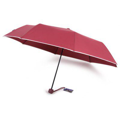 Buy WINE RED rainscape 8003 Windproof Folding Umbrella for $13.14 in GearBest store