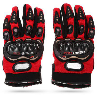 PRO-BIKER MCS-01C Full Finger Safety Gloves