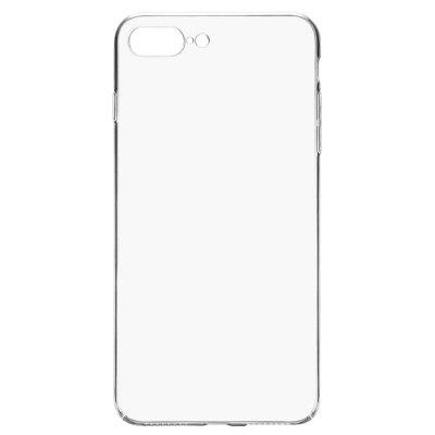Luanke Transparent PC Hard Protective Phone Back Case for iPhone 7 Plus