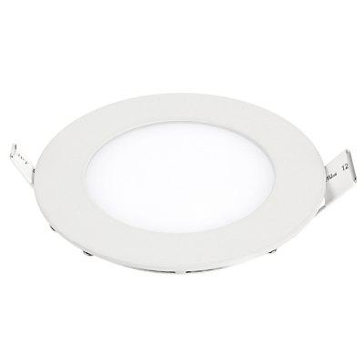 6W 85 - 265V 650lm Warm White Circular Ceiling LightCeiling Lights<br>6W 85 - 265V 650lm Warm White Circular Ceiling Light<br><br>Features: Rechargeable<br>LED Number: 1 x 6W LED<br>Luminous Flux: 600-650 Lumens<br>Optional Light Color: Natural White,Warm White<br>Package Contents: 1 x Ceiling Lamp<br>Package size (L x W x H): 18.5 x 13.5 x 5 cm<br>Package weight: 0.25 kg<br>Product size (L x W x H): 12 x 12 x 2.5 cm<br>Product weight: 0.138 kg<br>Sheathing Material: Plastic<br>Voltage (V): AC85-265<br>Wattage (W): 6