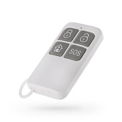 S - RC01 Wireless Remote Controller ( 2pcs )Alarm Systems<br>S - RC01 Wireless Remote Controller ( 2pcs )<br><br>Color: White<br>Material: Plastic<br>Model: S - RC01<br>Package Contents: 2 x Wireless Remote Controller<br>Package size (L x W x H): 5.00 x 3.50 x 7.50 cm / 1.97 x 1.38 x 2.95 inches<br>Package weight: 0.0580 kg<br>Product weight: 0.0310 kg