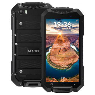 Buy BLACK GEOTEL A1 3G Smartphone for $73.99 in GearBest store