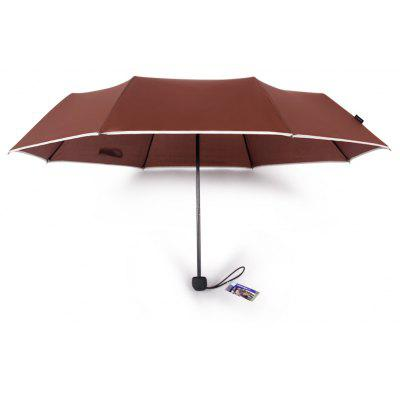 Buy COFFEE rainscape 8003 Windproof Folding Umbrella for $13.14 in GearBest store