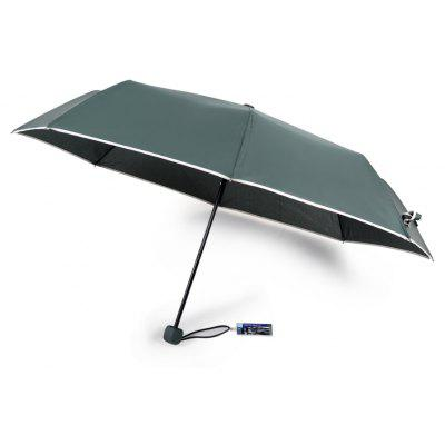 Buy BLACKISH GREEN rainscape 8003 Windproof Folding Umbrella for $13.14 in GearBest store