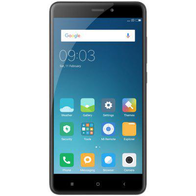 Xiaomi Redmi Note 4 4G Phablet Global VesionCell phones<br>Xiaomi Redmi Note 4 4G Phablet Global Vesion<br><br>2G: GSM B2/B3/B5/B8<br>3G: WCDMA B1/B2/B5/B8<br>4G: FDD-LTE B1/3/4/5/7/8/20<br>Additional Features: Fingerprint recognition, Calendar, Browser, Bluetooth, Alarm, 4G, 3G, Fingerprint Unlocking, Calculator, Wi-Fi, Proximity Sensing, MP4, MP3, Gravity Sensing, GPS<br>Auto Focus: Yes<br>Back camera: with flash light and AF, 13.0MP<br>Battery Capacity (mAh): 4100mAh<br>Battery Type: Non-removable, Lithium-ion Polymer Battery<br>Bluetooth Version: Bluetooth V4.2<br>Brand: Xiaomi<br>Camera type: Dual cameras (one front one back)<br>Cell Phone: 1<br>Cores: 2.0GHz, Octa Core<br>CPU: Qualcomm Snapdragon 625 (MSM8953)<br>English Manual: 1<br>External Memory: TF card up to 128GB (not included)<br>Flashlight: Yes<br>Front camera: 5.0MP<br>Games: Android APK<br>GPU: Adreno 506<br>I/O Interface: Speaker, 1 x Micro SIM Card Slot, 1 x Nano SIM Card Slot, TF/Micro SD Card Slot, Micophone, 3.5mm Audio Out Port, Micro USB Slot<br>Language: Indonesian, Malay, German, English, Spanish, French, Italian, Magyar, Uzbek, Polish, Portuguese, Romanian, Slovak, Vietnamese, Turkish, Czech, Russian, Ukrainian,  Greek, Hindi, Marathi, Bengli, Gujar<br>Music format: MP3, AAC<br>Network type: GSM+WCDMA+FDD-LTE+TD-LTE<br>OS: Android 6.0<br>Package size: 17.00 x 9.70 x 5.00 cm / 6.69 x 3.82 x 1.97 inches<br>Package weight: 0.3580 kg<br>Picture format: PNG, BMP, JPEG, GIF<br>Power Adapter: 1<br>Product size: 15.10 x 7.60 x 0.85 cm / 5.94 x 2.99 x 0.33 inches<br>Product weight: 0.1710 kg<br>RAM: 4GB RAM<br>ROM: 64GB<br>Screen resolution: 1920 x 1080 (FHD)<br>Screen size: 5.5 inch<br>Screen type: Capacitive<br>Sensor: Accelerometer,Ambient Light Sensor,Gravity Sensor,Gyroscope,Infrared,Proximity Sensor<br>Service Provider: Unlocked<br>SIM Card Slot: Dual Standby, Dual SIM<br>SIM Card Type: Micro SIM Card, Nano SIM Card<br>SIM Needle: 1<br>TDD/TD-LTE: TD-LTE B38/B40<br>Touch Focus: Yes<br>Type: 4G Phablet<br>USB Cable: 1<br>Video format: MKV, M4A, 3GP, MP4<br>Wireless Connectivity: GPS, GSM, Bluetooth, 4G, 3G, WiFi