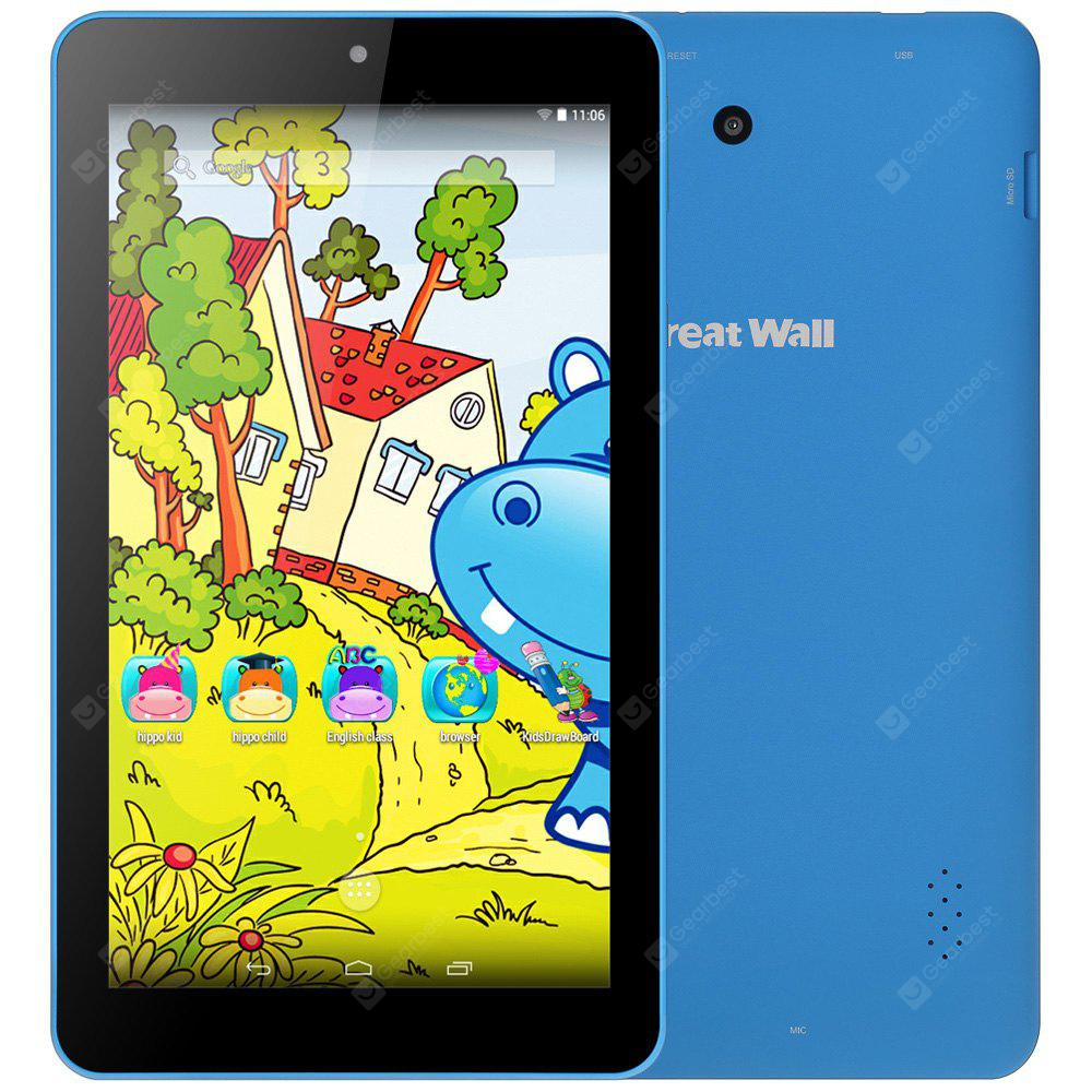 Great Wall W715 Kids Tablet Pc 7103 Free Shipping Adapter Micro Android To Type C Hippo Silver