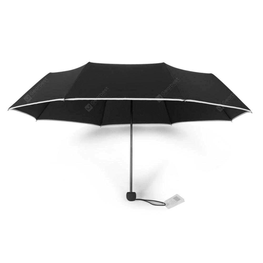 BLACK rainscape 8003 Windproof Folding Umbrella