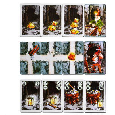Paper Card Creative Family Desktop Party Toy