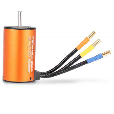 3660 3800KV Waterproof Brushless Motor