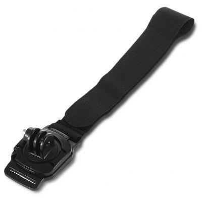 AT128 360 Degree Rotatable Photographic Accessories Camera Velcro Wrist Arm Strap Mount for Hero 4 3+ 3 2 1 SJ4000 SJ 5000 Xiaomi Yi Camera