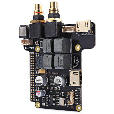 SupTronics HiFi PC DIY Package for Raspberry Pi