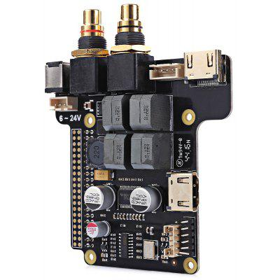 SupTronics HiFi PC Suite per Raspberry Pi