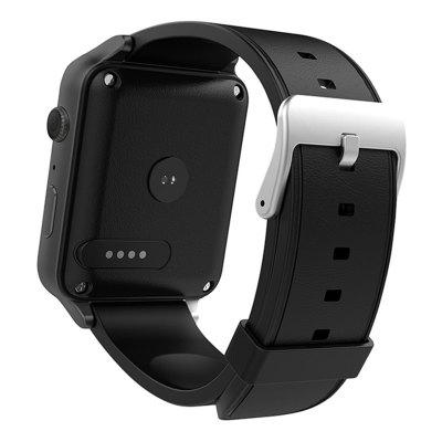 KingWear GT88 Smartwatch PhoneSmart Watch Phone<br>KingWear GT88 Smartwatch Phone<br><br>Additional Features: People, Calendar, Sound Recorder, Calculator..., Bluetooth<br>Battery: 1 x 300mAh<br>Bluetooth: Yes<br>Bluetooth Version: V4.0<br>Brand: KingWear<br>Camera type: Single camera<br>Charging Cable: 1<br>CPU: MTK2502<br>English Manual: 1<br>External Memory: TF card up to 16GB (not included)<br>Frequency: GSM850/900/1800/1900MHz<br>Front camera: 0.3MP<br>Functions: Anti-lost alert, Heart rate measurement, Message, Pedometer, Remote Camera, Sedentary reminder, Sleep monitoring<br>Languages: English, French, Spanish, Portuguese, Italian, Dutch, Russian, Turkish, German, Polish<br>Music format: WAV, MP3<br>Network type: GSM<br>Package size: 9.50 x 8.50 x 6.90 cm / 3.74 x 3.35 x 2.72 inches<br>Package weight: 0.1980 kg<br>Picture format: GIF, BMP, JPEG<br>Product size: 5.50 x 4.00 x 1.30 cm / 2.17 x 1.57 x 0.51 inches<br>Product weight: 0.0700 kg<br>RAM: 64MB<br>ROM: 128MB<br>Screen resolution: 240 x 240<br>Screen size: 1.54 inch<br>Screen type: Capacitive<br>Screwdriver: 1<br>SIM Card Slot: Single SIM(Micro SIM slot)<br>Smartwatch Phone: 1<br>TF card slot: Yes<br>Type: Watch Phone<br>Video recording: Yes<br>Wireless Connectivity: Bluetooth 4.0, GSM