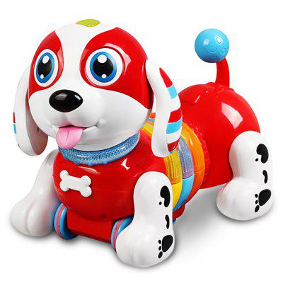 YING LE BEI BB BB396 2.4GHz RC Smart Dog Robot