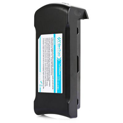 Buy BLACK AND BLUE Original SIMTOO ST0001 11.1V 5200mAh 57.72Wh LiPo Battery for $77.58 in GearBest store
