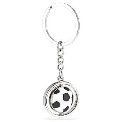 Football Style Key Chain