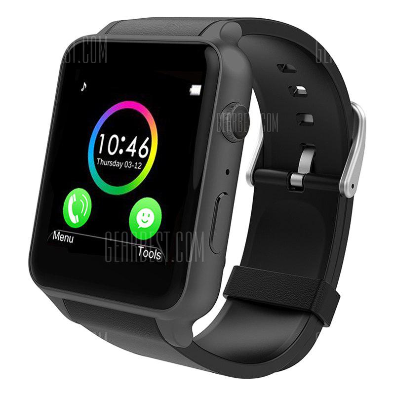 KingWear GT88 Smartwatch Phone - BLACK