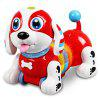 YING LE BEI BB BB396 2.4GHz RC Smart Dog Robot - MULTI