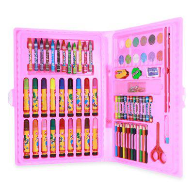 86 in 1 Children Drawing Kit Tool