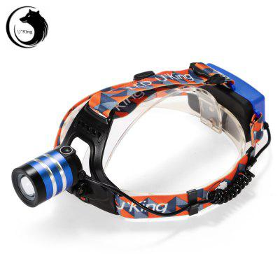 UKing ZQ - G70000 Zooming LED Headlamp