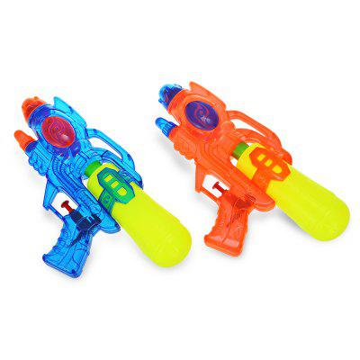 3686B Water Gun Air Pressure System Plastic Toy