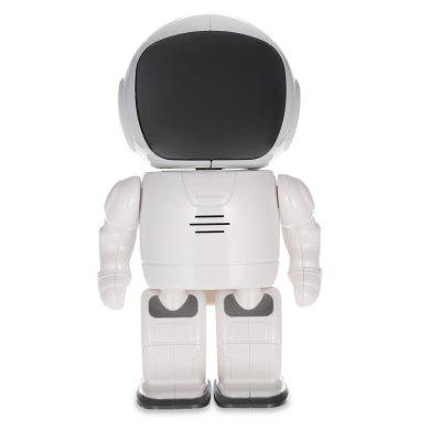 720P Smart Robot Shape WiFi IP Camera Baby Monitor