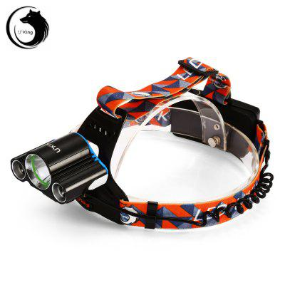 UKing ZQ - X806 LED Headlamp Set