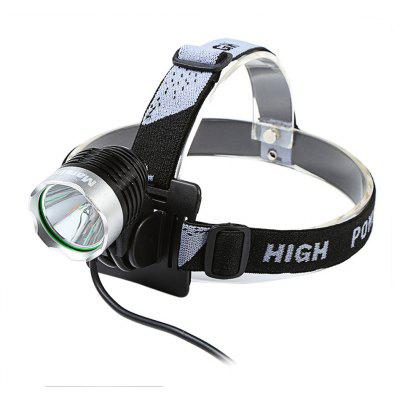 Marsing 8.4V 3 Modes 1PC LED Cree XML T6 Bicycle Light