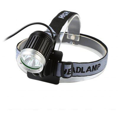 Marsing 8.4V 4 Modes 3 LED Cree XML T6 Bicycle Light