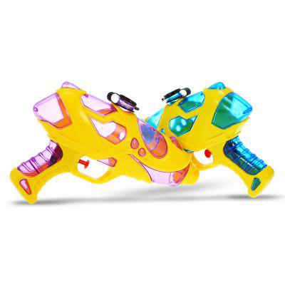 Water Gun Air Pressure System Plastic Toy - 2pcs