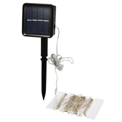BSV - SL100T Solar LED String Light