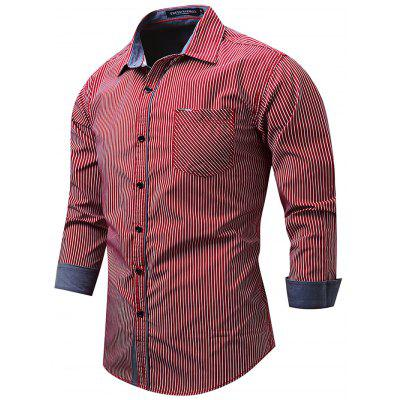 FREDDMARSHALL Men Shirt