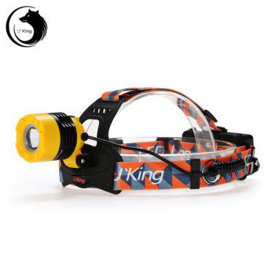 UKing ZQ - X8001 Rechargeable LED Headlamp